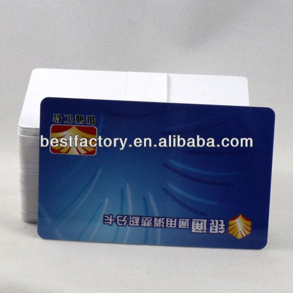 AAA+ grade all new material with 100% QC quality control rfid proxy card