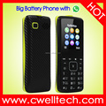 Unlocked Dual SIM Card 1.77 Inch 1850mAh Big Battery ECON Z36 Cheap Basic Phone with Wahtsapp