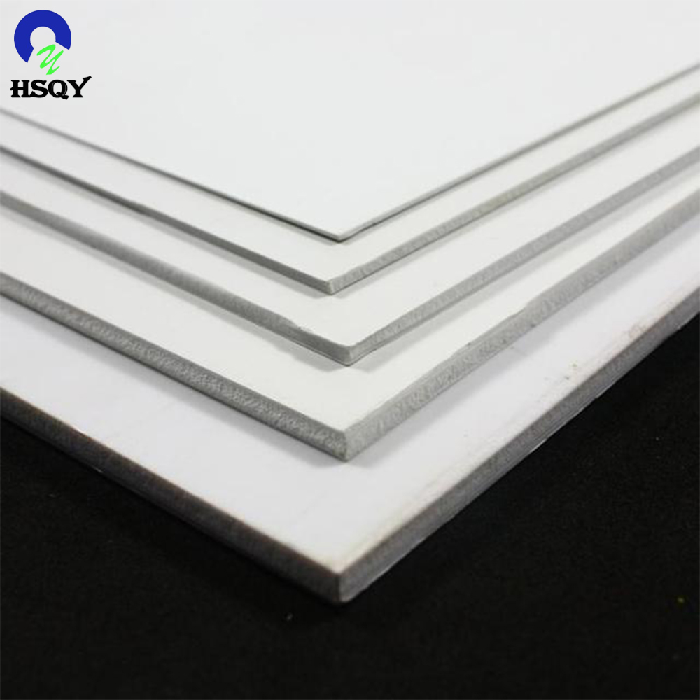 High Density Price Polyurethane White Rigid PVC Foam Sheet