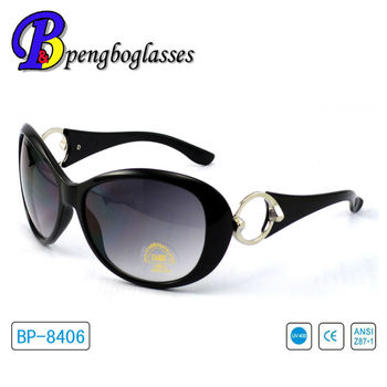 2014 beautiful fashion style sun protection glasses