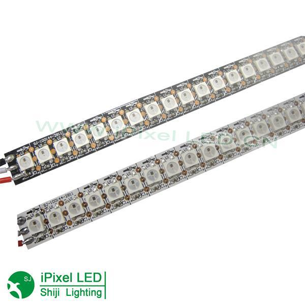 Individually changes 144led/m 144pixels programmable ws2812b