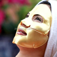 Nano Gold Face Mask Collagen Hyaluronic acid Vitamins Anti-Aging gold mask