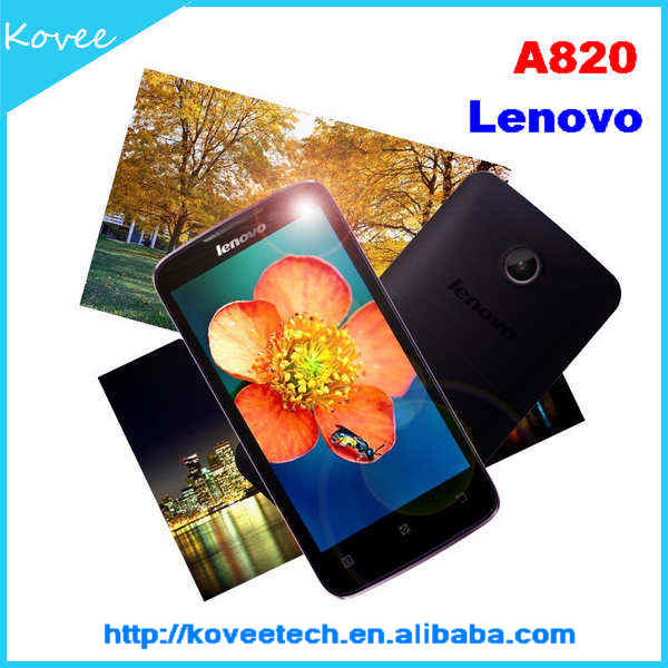 mobile phone prices TFT Screen Lenovo A820 Android Touch Phone Lenovo A820 Android Phone Wifi Java