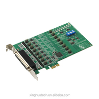 Advantech industrial PCIE-1622B-AE 8-port RS-232/422/485 PCI Express Communication Card mini PCI card