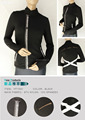 Women's light weight sports jackets,gym wear running tops fitness equipment