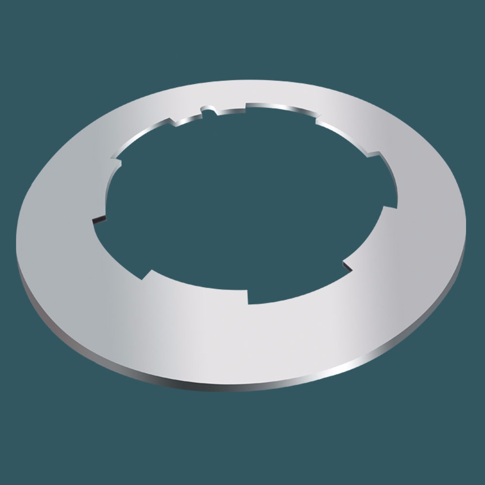 Special-shaped Metal TCT Blades For Cutting Pvc