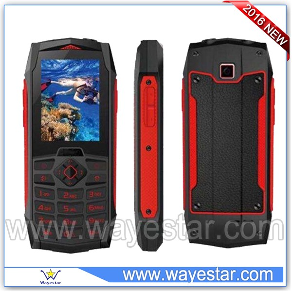 waterproof ip68 rugged phone with sos button elderly cell phone