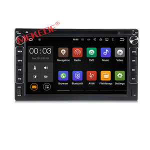 Wholesale price android 7.1 system touch screen car redio cassette for Chery old A3,TIGGO, Easter