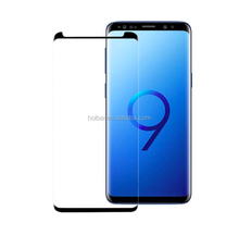 3D Curved Case Friendly Full Cover Tempered Glass Screen Protector For Samsung Galaxy s9
