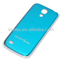 Aluminum Brushed Housing Back Cover for Samsung S4 mini i9190
