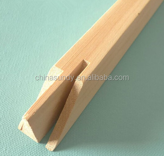 China supplier pine wood stretcher bars for canvas painting