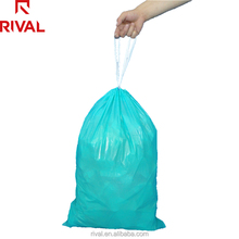 wholesale cheap colored plastic trash bag