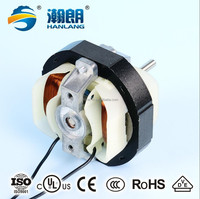 YJ58 Series bathroom exhaust fan motor