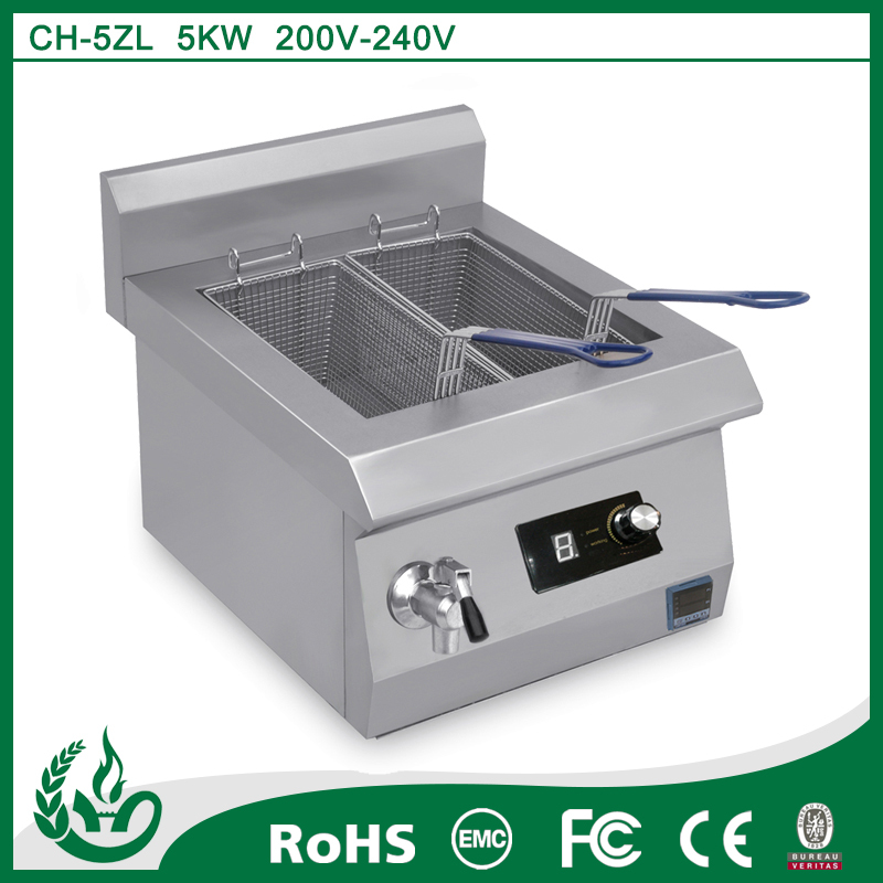 Fast food equipment of fried chicken machine from China manufacturer