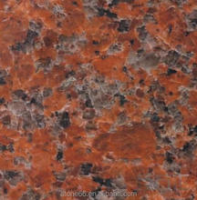 g562 maple red granite,own factory,hot sell around the world.