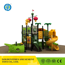 Best hot selling kids outdoor magic pirate ship playground equipment