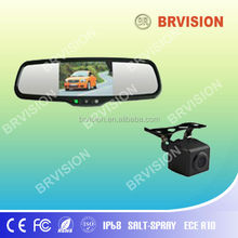 3.5 inch rear view mirror glasses