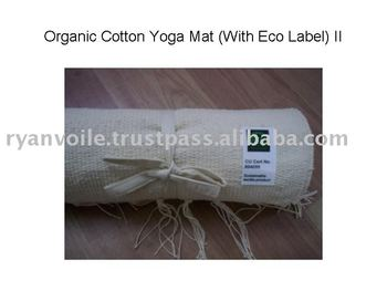 Eco (Organic) Cotton Yoga Products
