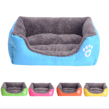 2017 wholesale indoor large dog house dog pad dog cat pad kennel pet pad