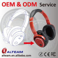 ALTEAM china best oem custom designed headphone manufacturers