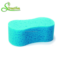 Eco-friendly Products Compressed Cellulose Sponge Car Cleaning