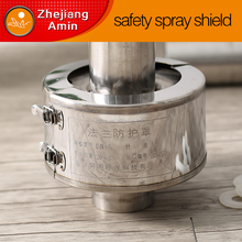 Professional flange shield with high quality