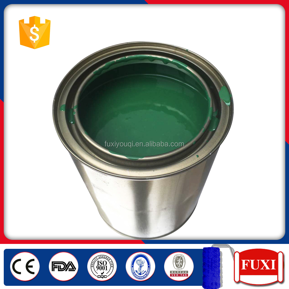 Alkyd Anti rust Paint stainless Steel coating