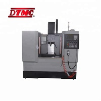 Precision CNC Machining Center Vertical XH7125 With 3 Axis For Sale