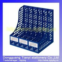 6-in-1 document rack a4 size file holder