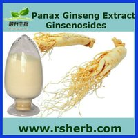 Professional factory supply natural ginseng extract 80%