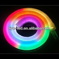 120v Color Changing Led Neon Flex Rope Light