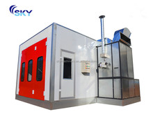 SB200 Auto baking oven car painting room automotive spray booth