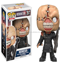 10cm Funko POP Resident Evil Nemesis Collection Figure Model Toys for Fans and Holiday Gift 157#