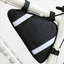 Triangular Shape Best Bicycle Frame Bag Bicycle Saddle Bag