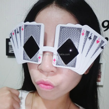 Poker funky party glasses FGGS-0171
