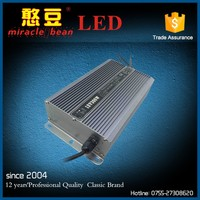 IP67 DC5V/DC12V/DC24V Aluminum Shell Ripple Less than 150mV 300W switching mode power supply