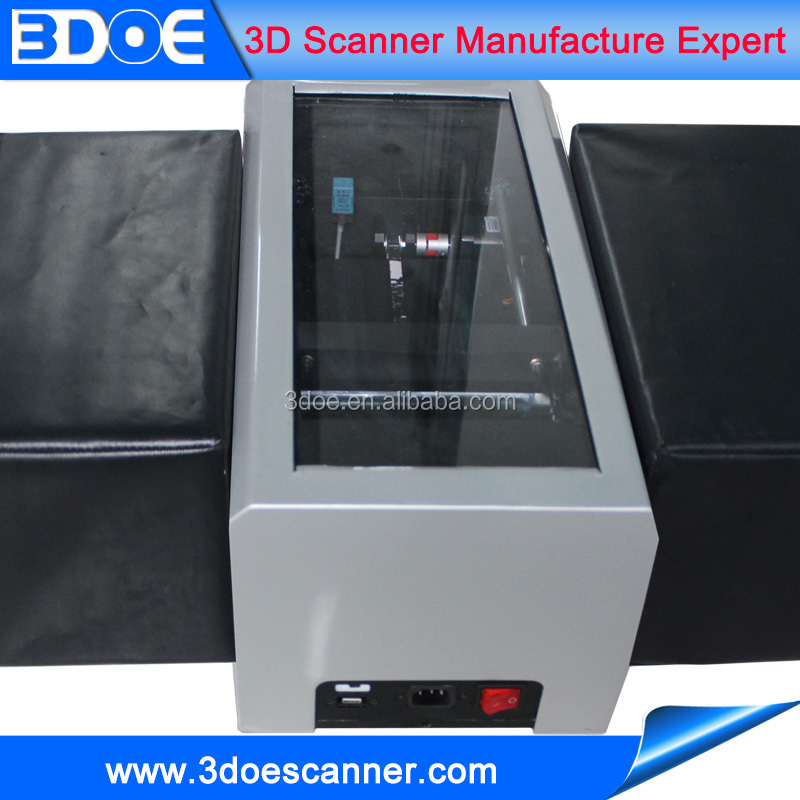 Optical 3D body scanner measurement for plantar and insoles