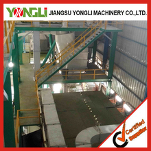 Long service time chicken cattle feed pellet production line plant price turnkey project