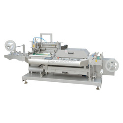 JDZ-1030 Silk Screen Printing Machine For Sale/Fully Automatic One-colour Silk Screen Trademark Printing Press