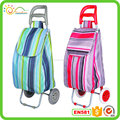 Polyester shopping trolley bag