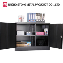 Commercial Office Furniture All Steel KD Construction steel storage cabinets for sale