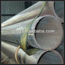 hexagonal small-bore steel tubes