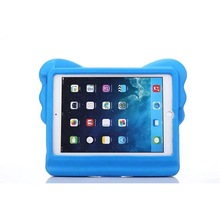 attractive elephant nose stand tablet case for iPad 9.7
