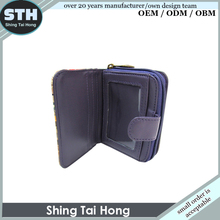 New Arrival PU Wallet HosannArt Wholesale china Money wallet with great price
