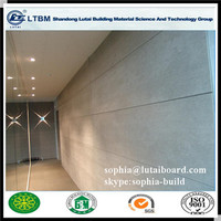 China Prefabricated Home Exterior Paneling Fiber Cement Boards