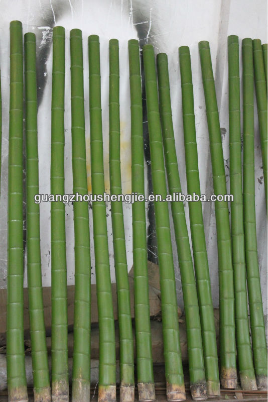15 years experience! Green bamboo decoration with happy price