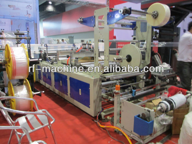 k-Newest Ruifeng plastic mailer making machine for transportation industry
