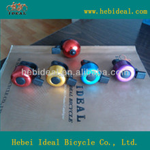 aluminum bicycle bell/red/yellow/blue/purple