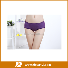 Hot Sale Seamless High Quality Purple Color Underwear Sexy Woman Shape Hip Panties Berathable Traceless Woman Famale Underwear