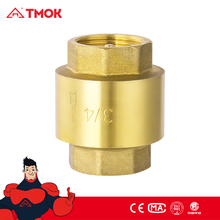 2 inch brass mechanism /pvc vertical swing PN16 plastic stem non-return core check valve